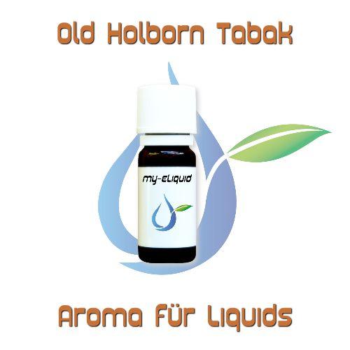 Old Holborn Tabak Aroma | My-eLiquid E-Zigaretten Shop | München Sendling