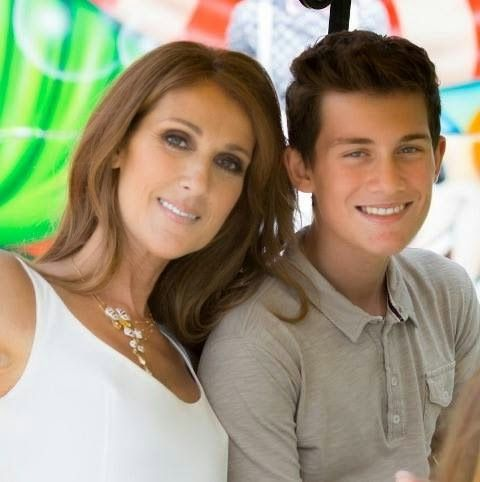 Celine Dion Today | that I love Celine Dion..Her son René-Charles turns 14years today ...