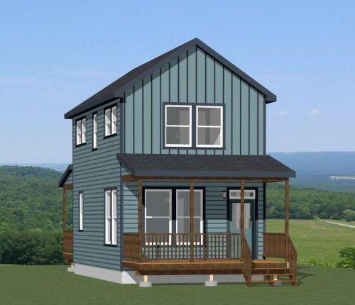 351 best 16x houses images on pinterest little houses for 15x28 house plans