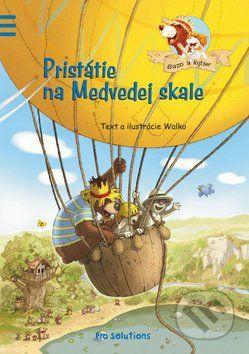 Martinus.sk > Knihy: Pristátie na Medvedej skale (Walko)
