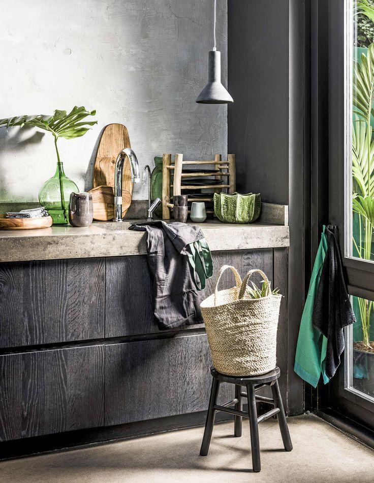 Keuken | Kitchen | vtwonen 06-2017 | Styling Moniek Visser | Fotografie Sjoerd Eickmans