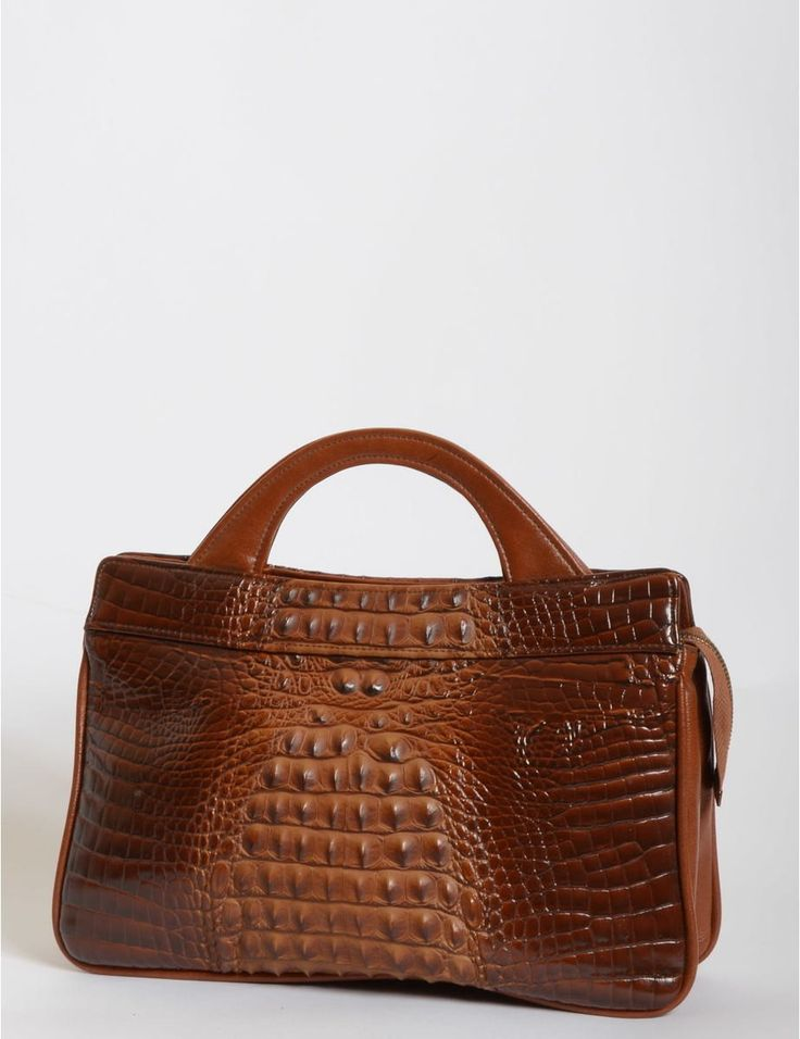 Handbag Brown With Full Lining