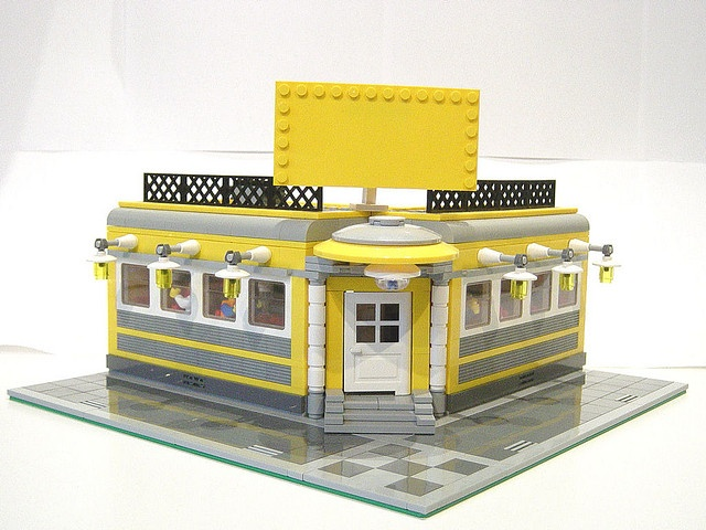 141 Best Lego Houses I Didn't Build Images On Pinterest Lego