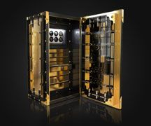 Private Collection, Boca do Lobo, Baselworld 2014, Suisse, Haut de gamme, coffres de luxe
