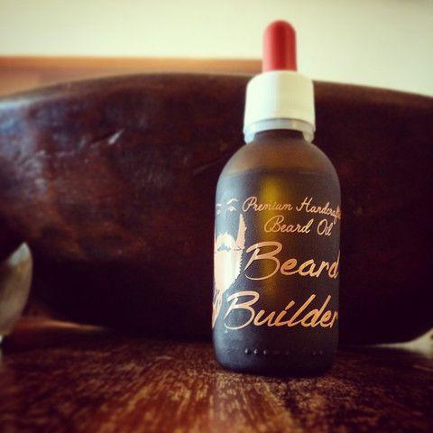 Beard builder-premium beard oil