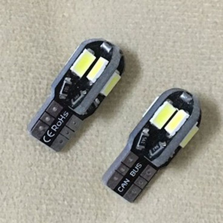 High-Power Automotive LED Lights Show Wide Lights Car Driving Night Daytime Running Light Fog Decorative Lamp