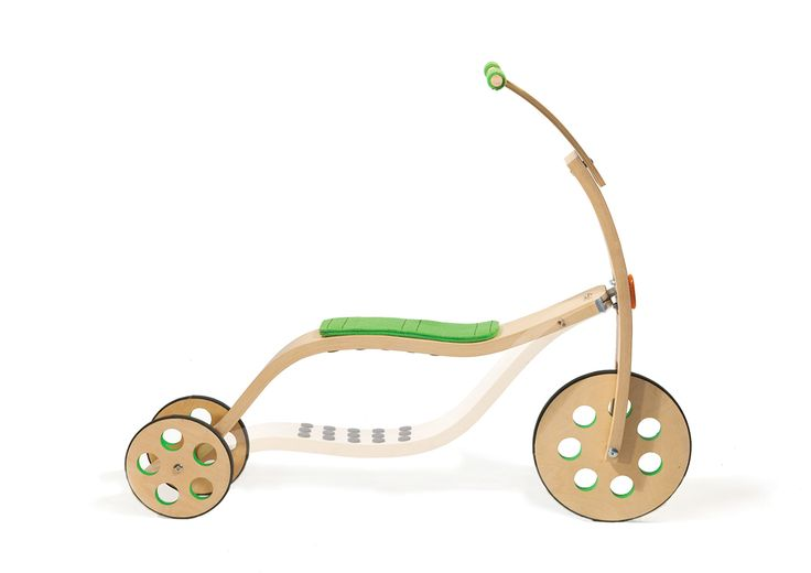 Children's Bike & Scooter by Ewelina Chylińska