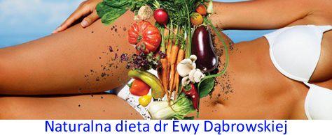 przepisy dr dąbrowskiej