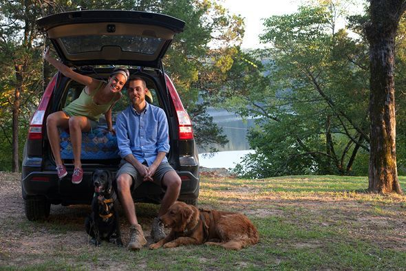 We couldn't afford to rent an RV. Towing a trailer would be ideal, but what if we needed to go on a rough road or up a steep mountain? And what about the gas mileage we'd be sacrificing for the extra comfort? The solution? We would turn our SUV into a camper.