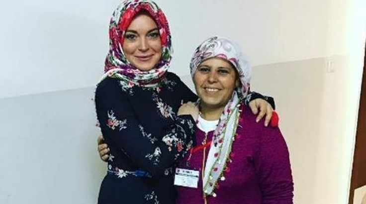 Lindsay Lohan: Ασπάστηκε το Ισλάμ η «άτακτη» ηθοποιός; Crazynews.gr