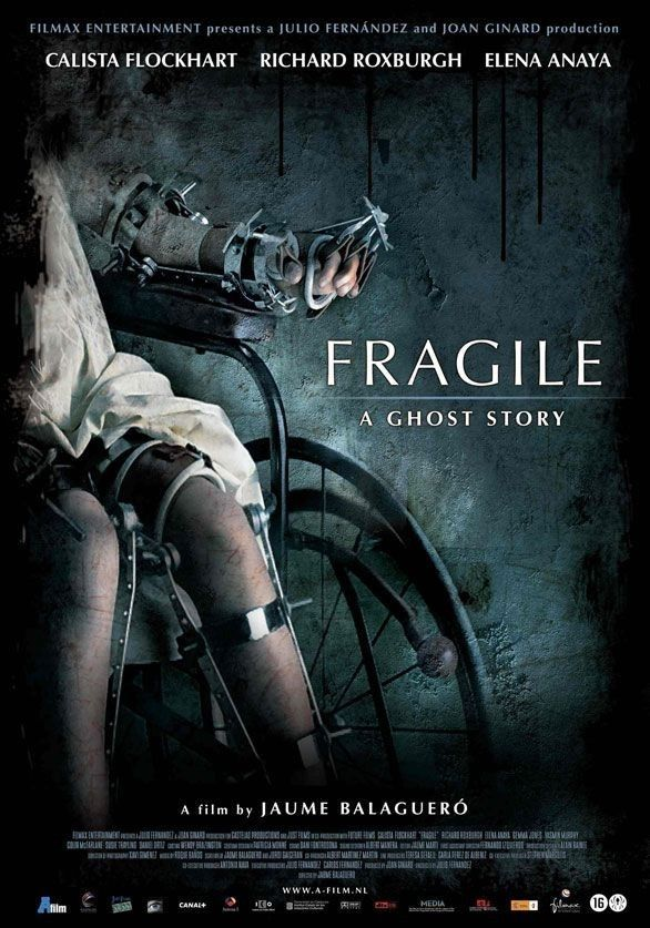 Fragiles 2005 Horror Movie Posters Thriller Movies Horror Movies
