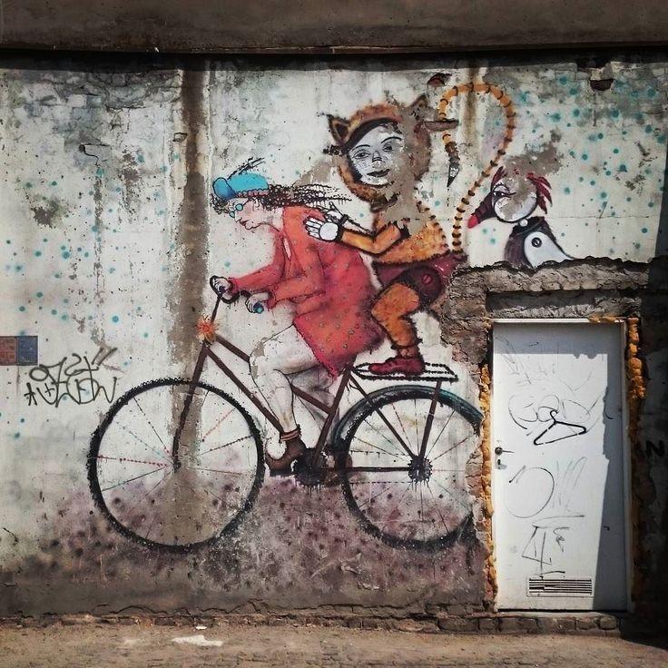 I mała powtórka z Mariackiej Tylnej w Kato #mariackatylna #katomural #muralkatowice by silesiasmakuje