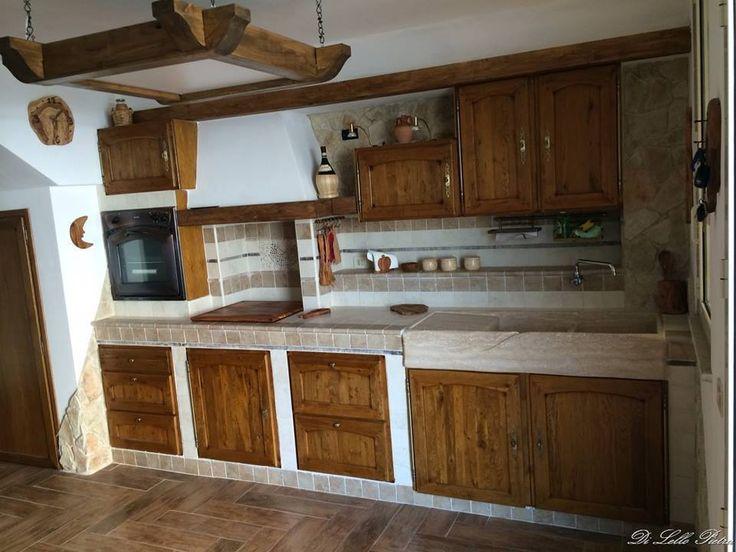 Oltre 25 fantastiche idee su cucina in muratura su pinterest seminterrato cucina seminterrato - Lavello cucina in pietra ...