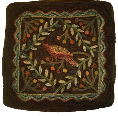 Awesome Hill Country Rug Works   Pattern Enlargement