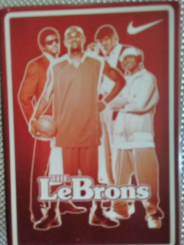 The LeBrons Guts collectible cards full deck sealed