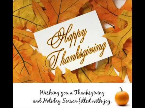 Wishing you a very blessed & safe Thanksgiving ♥ ENJOY..lol! THANKSGIVING SONG ADAM SANDLER (+playlist)