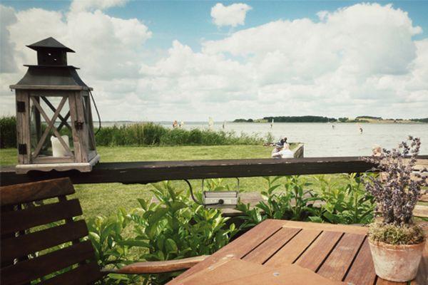 Achterwasser und Buchten Usedom