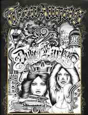 TEEN ANGELS MAGAZINE #234 LOWRIDER CHICANO CULTURE TATTOO ART FLASH RAP