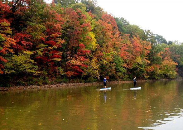 "BACKYARD ADVENTURES: ""Fall On The Creek"" Tickets, Downtown Oakville 