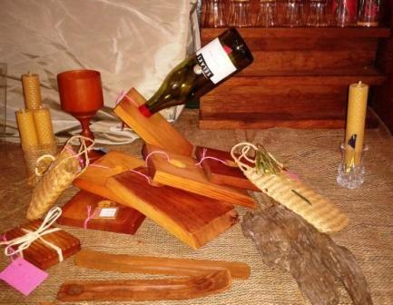 wood work items
