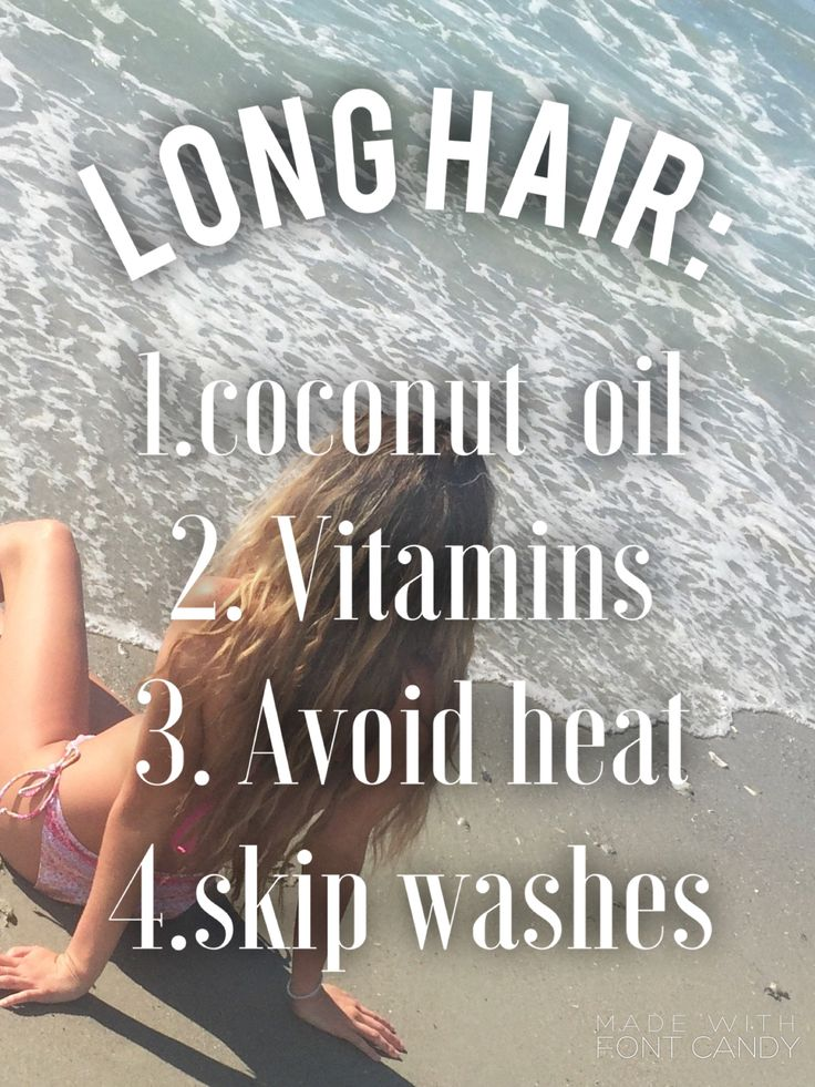Read this blog post to get the best tips on growing longer hair faster!