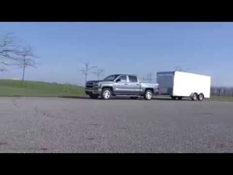 How To Video: Operating trailer brake on 2017 Chevy Silverado