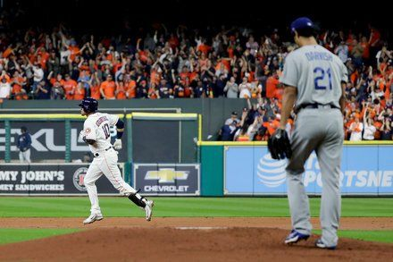Astros Yuli Gurriel Apologizes After a Racist Gesture Aimed at Yu Darvish