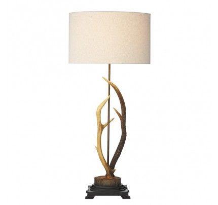 David Hunt ANT4229 Antler Table Lamp.
