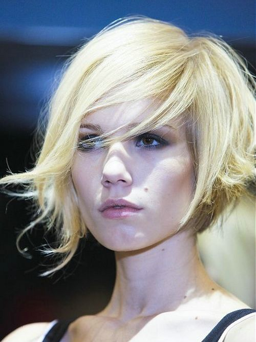 Blonde Hairstyles For Short Hair Blonde Hairstyles