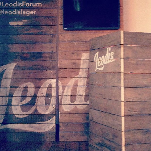 Here's the Leodis Forum set ready for its first outing next week... #leeds #events #independentbusiness