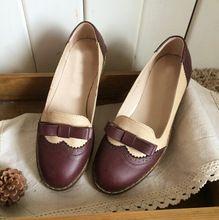 2015 zapatos Oxford para para mujeres del estilo británico Oxfords Causal zapatos planos de la mujer otoño primavera zapatos de mujer Brogue Oxford zapatos(China (Mainland))