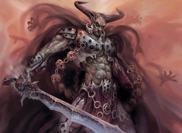 The Horned God  (Afterlife Saga)