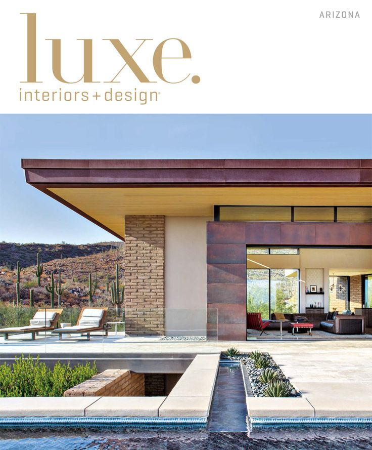 17 best images about luxe covers on pinterest arizona for Luxury home design magazine