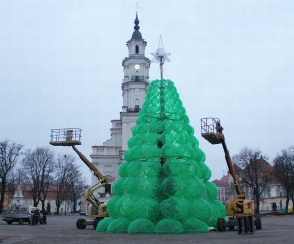 28 Best Eco Navidad Eco Christmas Images On Pinterest Unusual  - Eco Friendly Christmas Tree