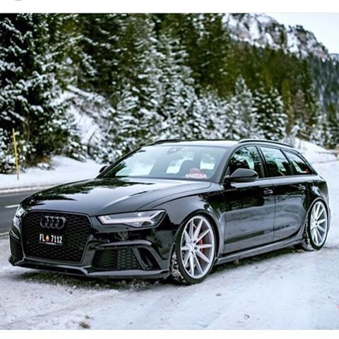 Audi RS6 on VFS1 22