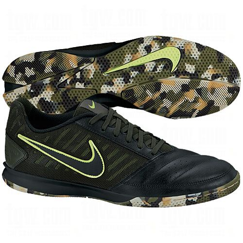 NIKE Mens Gato II Indoor Soccer Shoes #NIKE #Indoor #Soccer #Shoes ...