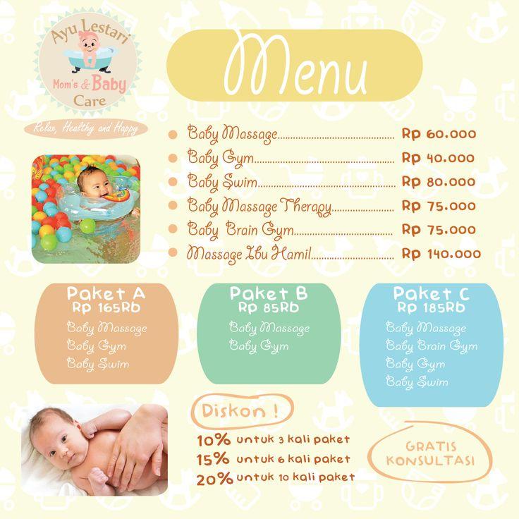 layout menu