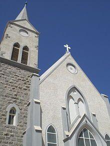 Felsenkirche (Lüderitz) – Wikipedia