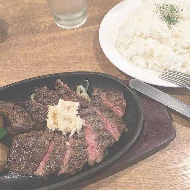 ... 肉肉肉肉🔥🍖🍖🔥 これから美女と野獣  #札幌ランチ  #肉 #肉肉 #ご飯大盛りはきつい #yummy  #instafood