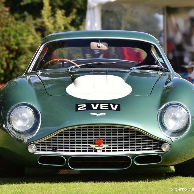 Aston Martin DB4 GT Zagato 2 VEV