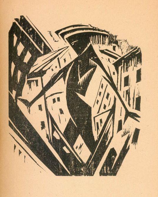 Illustration by Jerzy Wroniecki, 1921