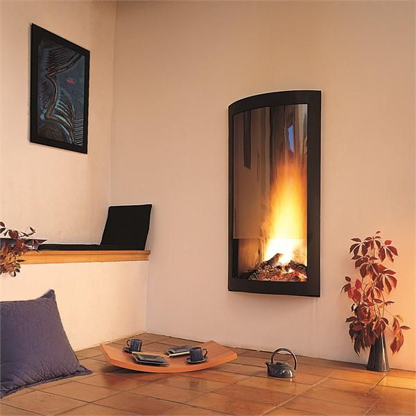 Pictofocus 1200 Wood Stove Fireplace From CF+D