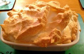 Slimming world: SYN FREE LEMON MERINGUE PIE