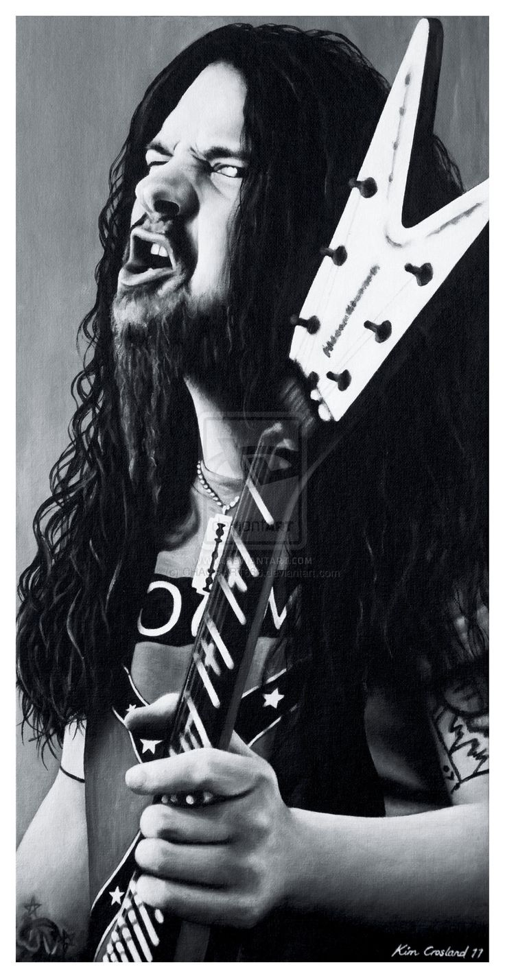 dimebag darrell | dimebag darrell by CHAOSART666 on deviantART