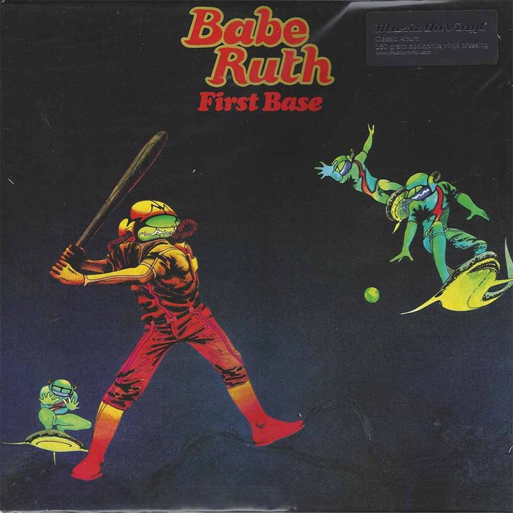 Babe Ruth ‎– First Base