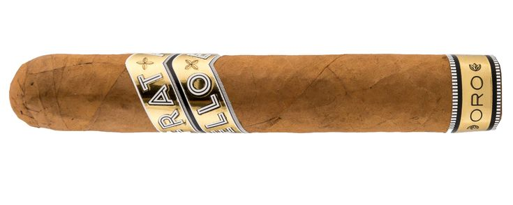 Blind Cigar Review: Fratello | Oro Robusto - Blind Man's Puff