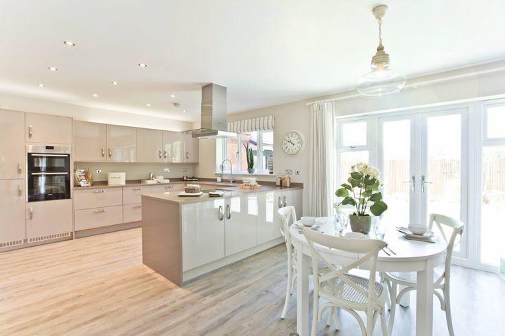 Grey bloor homes kitchen symphony kitchens