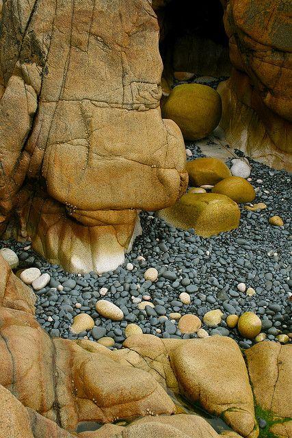 Nanven Beach, Cornwall by Fly bye