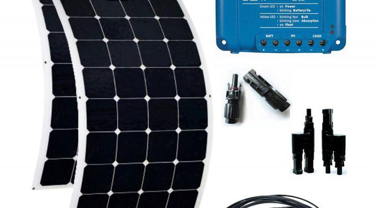 Kit solaire, panneau solaire photovoltaique – rosmade