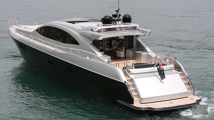 Ghost is an impressive 87' Warren sports superyacht. Constructed with sleek modern lines & contemporary 007 styling, Ghost is undoubtedly one of Flagship Cruises most sought after boats for hire on Sydney Harbour.